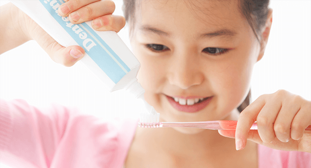 むし歯予防・歯周病予防